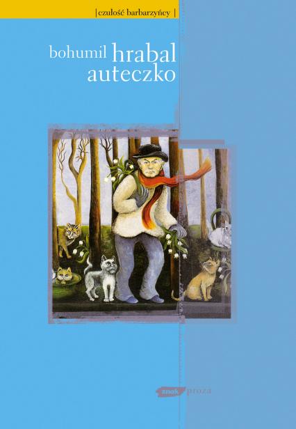 Auteczko - Bohumil Hrabal  | okładka