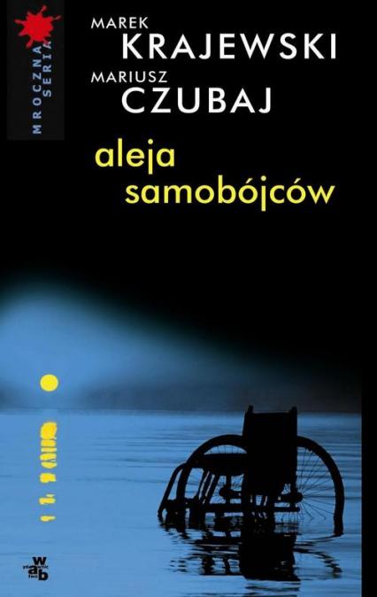 Aleja samobójców - Marek Krajewski, Mariusz Czubaj | okładka