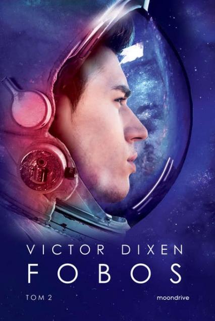 Fobos. Tom 2 -  Victor Dixen  | okładka