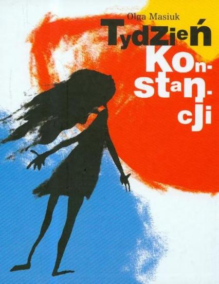 Tydzień Konstancji - Olga Masiuk | okładka