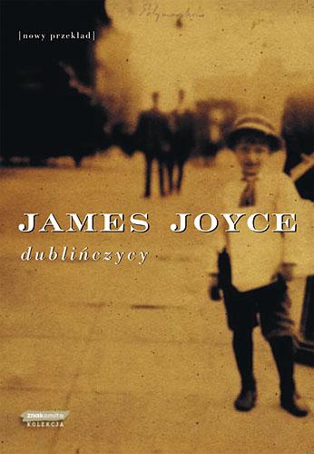 Dublinczycy - James Joyce  | okładka