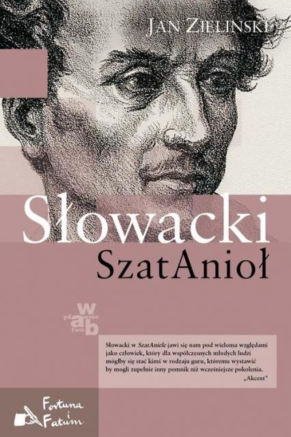 Słowacki. SzatAnioł - Jan Zieliński | okładka