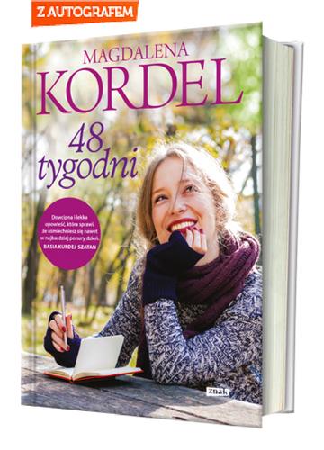 48 tygodni - Magdalena Kordel | okładka