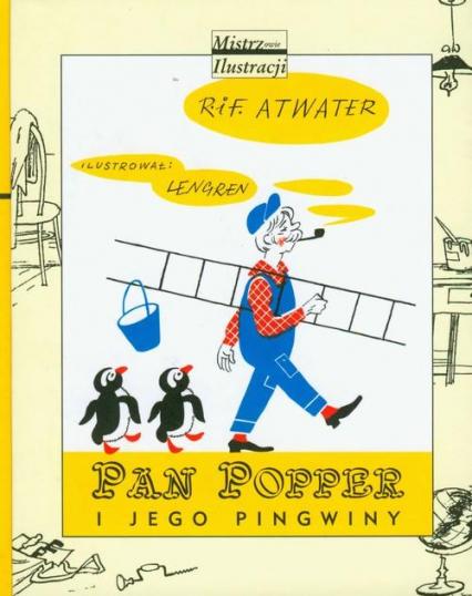 Pan Popper i jego pingwiny - Opracowanie zbiorowe | okładka