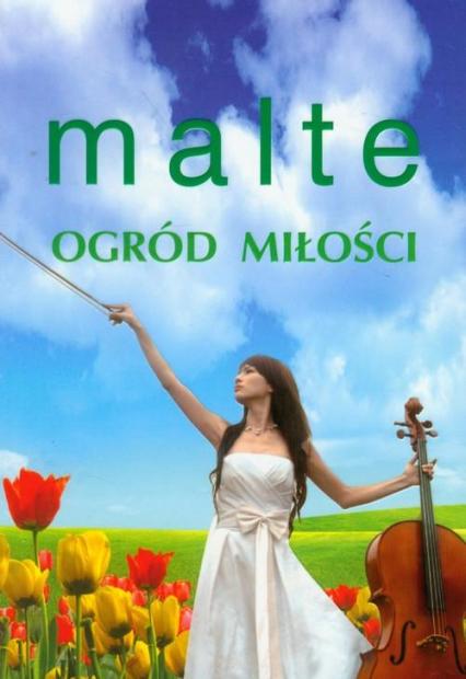 Ogród miłości - Marcus Malte | okładka