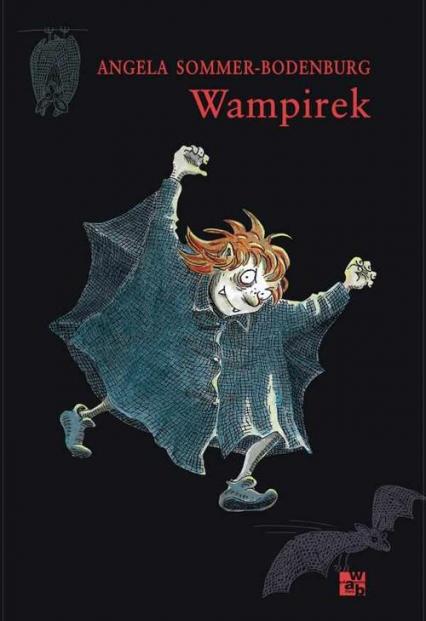 Wampirek - Angela Sommer-Bodenburg | okładka