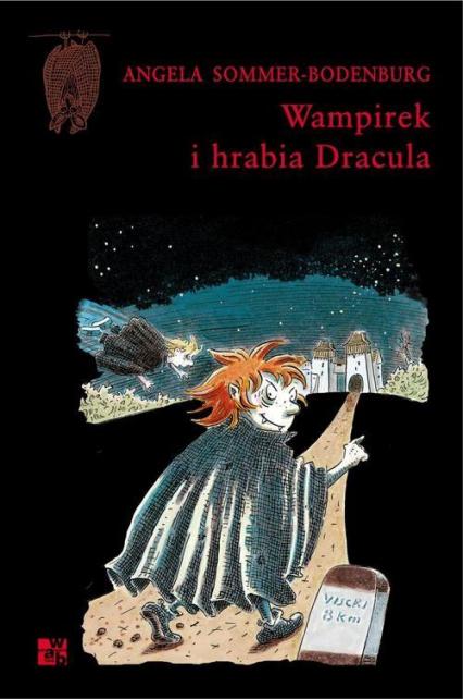 Wampirek i hrabia Dracula - Angela Sommer-Bodenburg | okładka