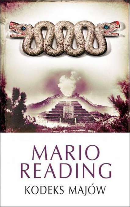 Kodeks Majów - Mario Reading | okładka