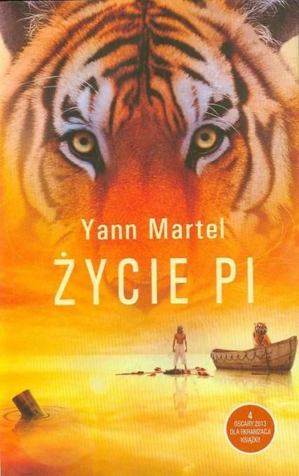 Życie Pi - Yann Martel | okładka