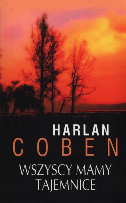 Wszyscy mamy tajemnice - Harlan Coben | okładka