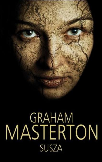 Susza - Graham Masterton | okładka