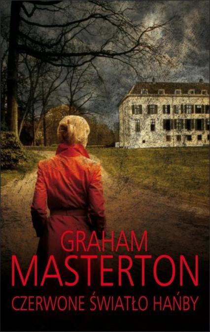 Czerwone światło hańby - Graham Masterton | okładka