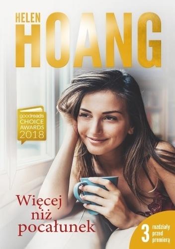 Więcej niż pocałunek  - Helen Hoang | okładka