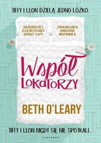 Współlokatorzy - Beth O`Leary   okładka