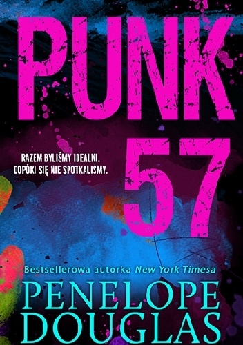 Punk 57 - Penelope Douglas   okładka