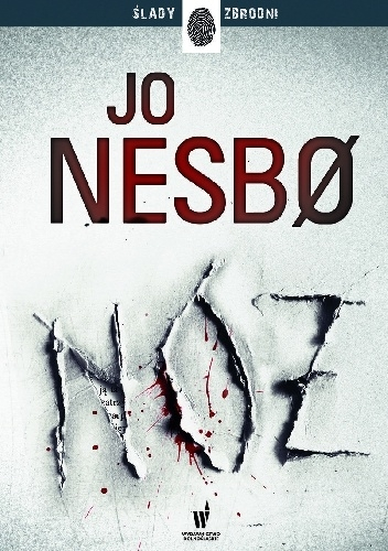 Nóż. Harry Hole. Tom 12 -  Jo Nesbo | okładka