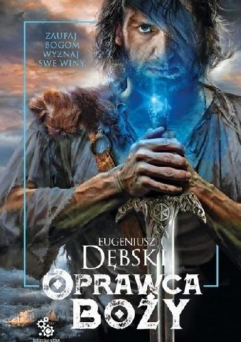 Oprawca Boży - Eugeniusz Dębski | okładka
