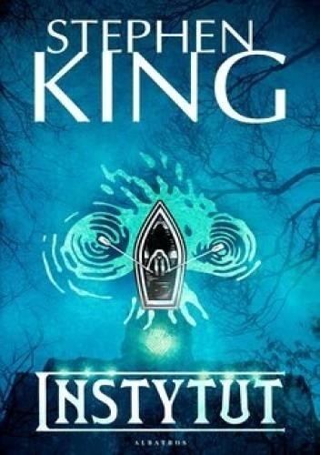 Instytut - Stephen King | okładka