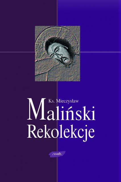 Rekolekcje kosmiczne - ks. Mieczysław Maliński  | okładka