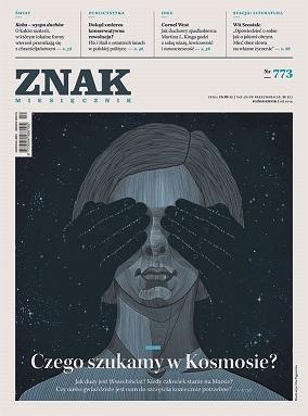 ZNAK 773 10/2019: Czego szukamy w Kosmosie? -  | okładka