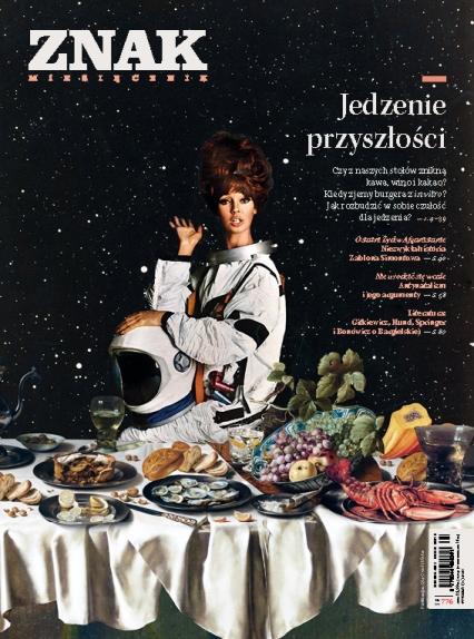 Znak 776 01/2020: Jedzenie przyszłości -  | okładka