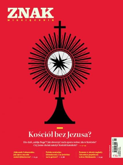 ZNAK 786 11/2020 Kościół bez Jezusa? -  | okładka