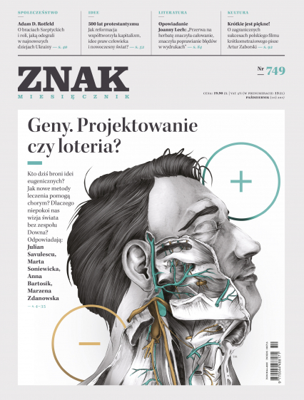 ZNAK 749 10/2017 -  | okładka