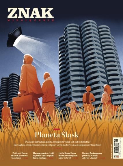 ZNAK 796 (09/2021) Planeta Śląsk - Autor zbiorowy   okładka