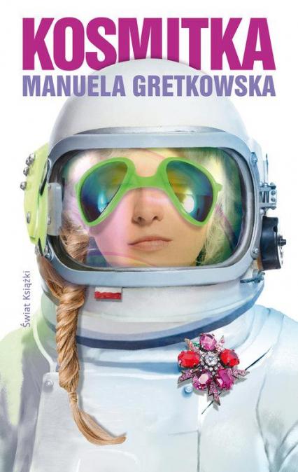 Kosmitka - Manuela Gretkowska   okładka