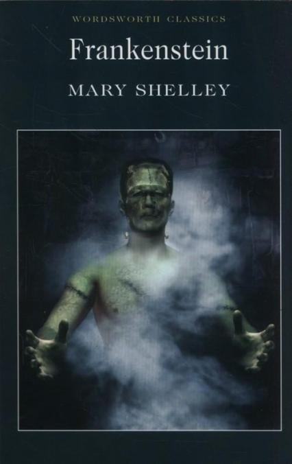 Frankenstein - Mary Shelley | okładka