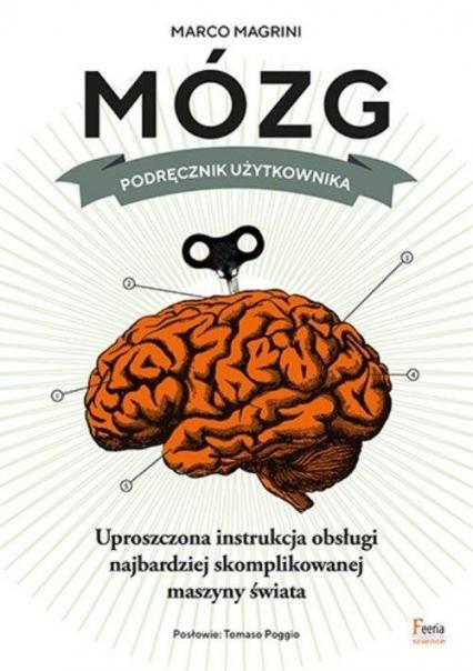 Mózg Podręcznik użytkownika - Marco Magrini   okładka