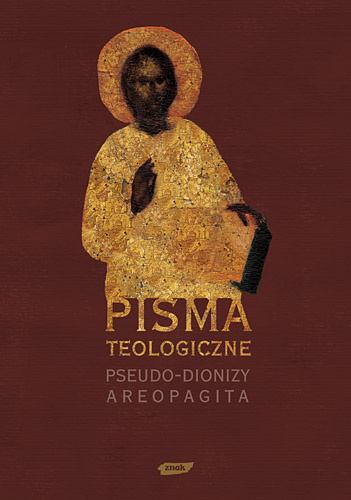 Pisma teologiczne II - Pseudo-Dionizy Areopagita    okładka