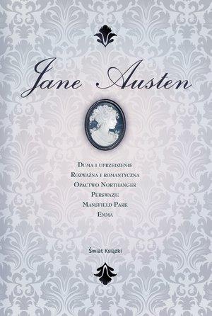 Jane Austen. Dzieła zebrane - Jane Austen | okładka
