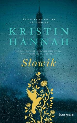 Słowik - Kristin Hannah | okładka