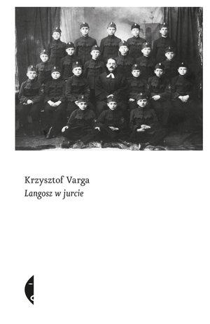 Langosz w jurcie - Krzysztof Varga | okładka