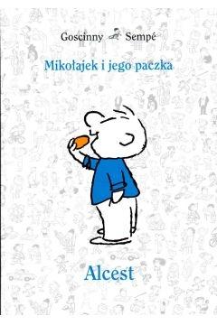 Mikołajek i jego paczka. Alcest -  | okładka