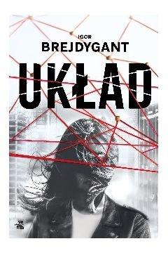 Układ - Igor Brejdygant | okładka