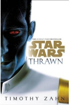 Star Wars. Thrawn - Timothy Zahn   | okładka