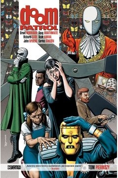 Doom Patrol. Tom 1 - Grant Morrison | okładka