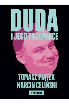 Duda i jego tajemnice - Tomasz Piątek, Marcin Celiński  | okładka