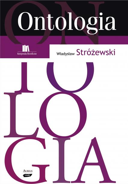 Ontologia - Władysław Stróżewski  | okładka