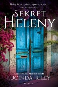 Sekret Heleny - Lucinda Riley | okładka