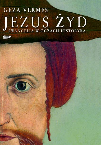Jezus Żyd - Geza Vermes  | okładka