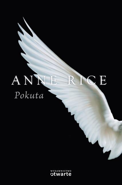 Pokuta - Anne Rice  | okładka