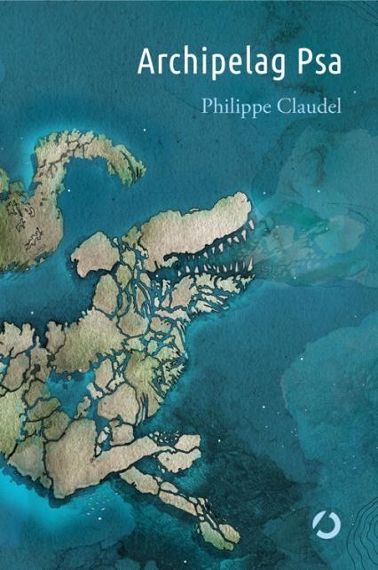 Archipelag Psa - Philippe Claudel   okładka
