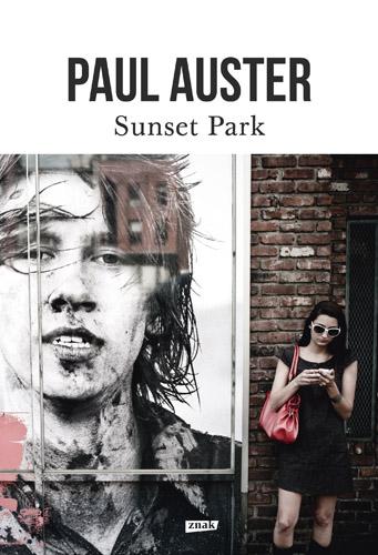 Sunset Park - Paul Auster  | okładka