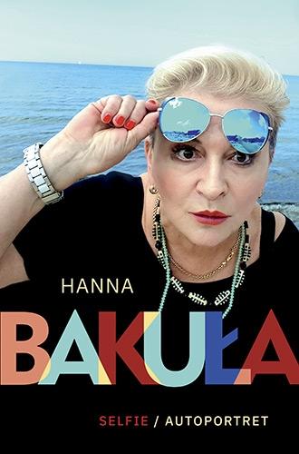 Selfie/Autoportret - Hanna Bakuła  | okładka