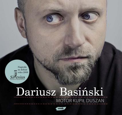 Motor kupił Duszan - Dariusz Basiński  | okładka