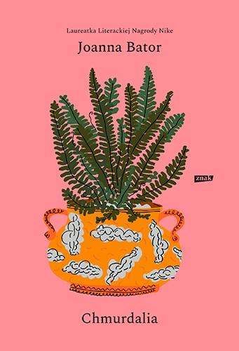 Chmurdalia - Joanna Bator | okładka