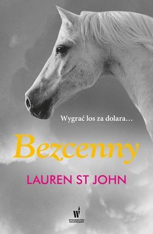 Bezcenny - St John Lauren | okładka